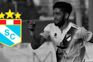 Sporting Cristal: Tobías Figueroa descartó su llegada al club rimense