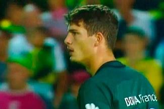El gol inaudito que le anotaron al portero Axel Werner de Boca Juniors | VIDEO