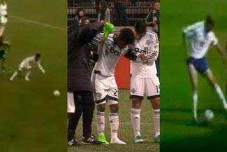 Selección Peruana: Yordy Reyna se lesionó al ¡intentar imitar a Zidane! | VIDEO