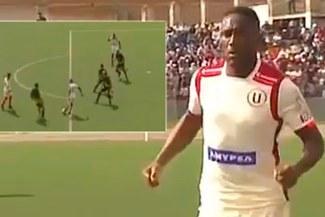 Universitario vs. UTC: Luis Tejada anotó su primer gol con la 'crema' tras gran asistencia de Alexi Gómez | VIDEO