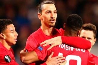 Manchester United aseguró su permanencia en Europa League: ganó 1-0 a Saint-Etienne
