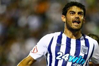 Alianza Lima: Luis Aguiar calla a sus críticos siendo el goleador de su equipo