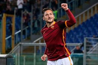 AS Roma: Francesco Totti podría jugar hoy su último partido en Europa