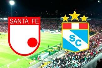 VER Sporting Cristal vs. Independiente Santa Fe EN VIVO ONLINE DIRECTO FOX SPORTS 2: Copa Libertadores | Guía de canales