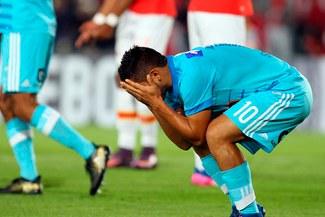Sporting Cristal decepcionó al caer 3-0 ante Independiente Santa Fe en Colombia |VIDEO