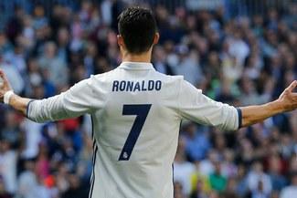 Cristiano Ronaldo reveló la razón por la cual utiliza el número 7 28b768e91d97a