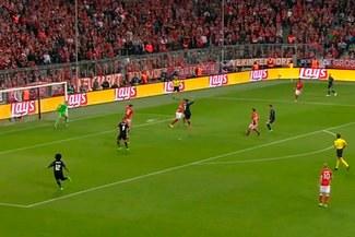 Bayern Munich  Golazo de Cristiano Ronaldo para el empate en Champions 2c23a43f12d20