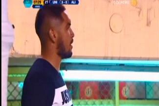 Universitario vs. Alianza Lima: La celebración de Juan Manuel Vargas a lo Cristiano Ronaldo [VIDEO]