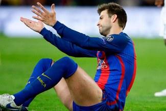Barcelona vs Juventus : Gerard Pique y su mesaje de agradecimiento a la hinchada 'culé'