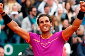 Rafael Nadal ganó por décima vez el Masters 1000 de Montecarlo