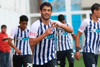 Alianza Lima: Luis Aguiar, listo para romper sequía goleadora ante Comerciantes Unidos