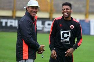 Universitario: Alexi Gómez feliz por su posible convocatoria a la Selección