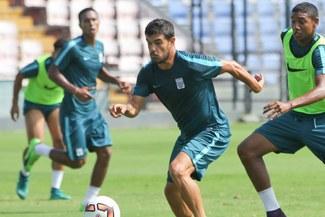 Alianza Lima: Luis Aguiar será titular mañana ante Real Garcilaso