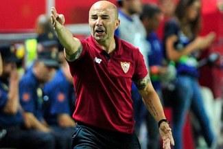 Jorge Sampaoli fue pifiado en su último partido al mando del Sevilla [VIDEO]