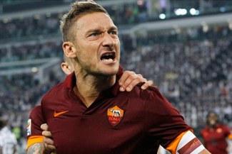 """Francesco Totti y su mensaje de adiós a la Roma en Facebook: """"Estoy preparado para otro desafío"""""""