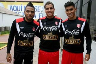 Selección Peruana: Gómez, Succar y Manzaneda sueñan con llenarle los ojos a Ricardo Gareca