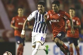 Alianza Lima vs. Independiente: equipo definido para duelo por Sudamericana