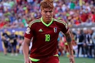 Mundial Sub-20: Adalberto Peñaranda en la mira de un grande de España