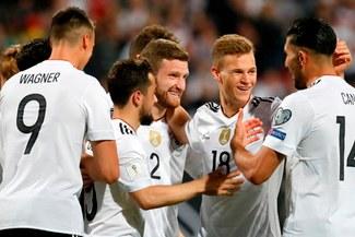 ¡MASACRE! Alemania aplastó 7-0 a San Marino en las Eliminatorias Rusia 2018 [VIDEO]