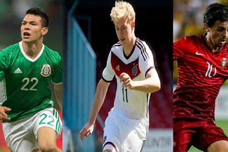 Copa Confederaciones 2017: cinco jóvenes promesas a seguir de cerca en el campeonato