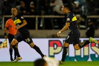 Boca Juniors goleó 4-0 a Aldosivi y quedó a un paso del título del Fútbol Argentino [VIDEO]