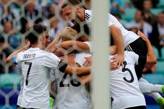 Alemania vs. Australia: ver gol 1-0 de Stindl en la Copa Confederaciones Rusia 2017 [VIDEO]