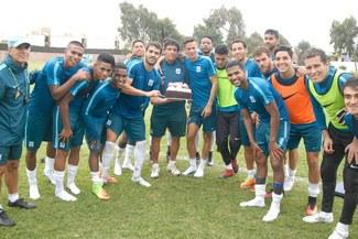 Alianza Lima: Luis Aguiar reaparece ante Sport Rosario tras cumplir dos fechas de suspensión