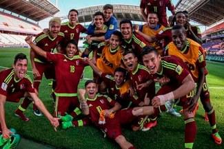 Mundial Sub-20: la rompió con la Selección Venezolana, pero ningún club lo quiere