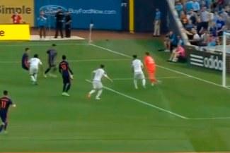 Alenxander Callens marcó este golazo en el New York City por la MLS [VIDEO]