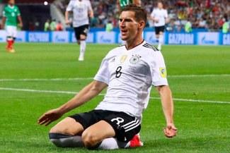 México vs. Alemania: León Goretzka y su doblete al estilo 'tiki taka' en la Copa Confederaciones 2017 [VIDEO]