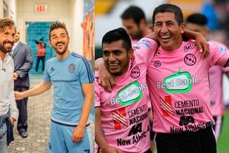 Sport Boys enfrentará a New York City de Andrea Pirlo y David Villa por su aniversario