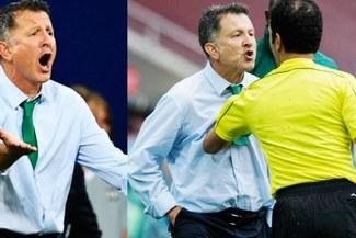 Copa Oro 2017: FIFA suspendió a Juan Carlos Osorio con 6 fechas, tras insultos durante la Copa Confederaciones