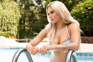 WWE: Lana se muestra en diminuto bikini para todos sus fanáticos [FOTOS]