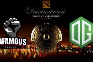 Dota 2: Infamous Gaming vs. OG EN VIVO TwitchTV y YouTube por The International 2017 | HORA