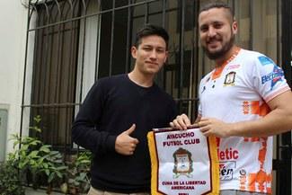 Ayacucho FC: Juan Manuel Leroyer reforzará a 'zorros' en el Torneo Clausura
