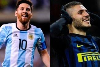 Eliminatorias Rusia 2018  Lionel Messi y Mauro Icardi comandan la  convocatoria ¡Higuaín afuera! c74e391df6aca