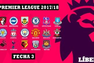 Premier League: Resultados y tabla de posiciones tras la jornada 3 del torneo inglés