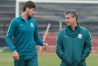 Alianza Lima listo para enfrentar amistoso ante Cienciano