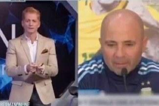 Perú vs. Argentina: ¿Jorge Sampaoli desprecia al fútbol argentino? Así responde Martín Liberman [VIDEO]