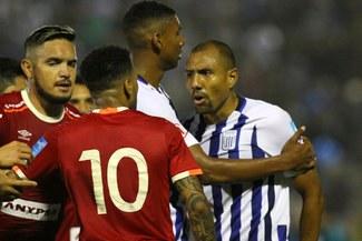 Alianza Lima vs. Universitario: clásico casi es empañado por gresca generada por Alexi Gómez
