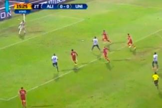 Universitario: El ¡GOLAZO! de Carlos Ascues en su debut oficial con Alianza Lima [VIDEO]