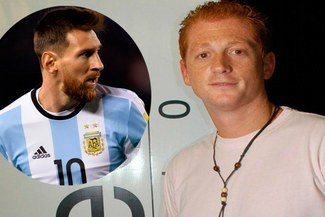 "Martín Liberman vuelve a cuestionar a Lionel Messi: ""Ojalá sea decisivo ante Perú"""