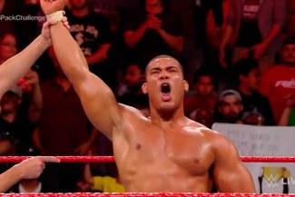 WWE RAW: Jason Jordan es el retador al Campeonato Intercontinental para No Mercy