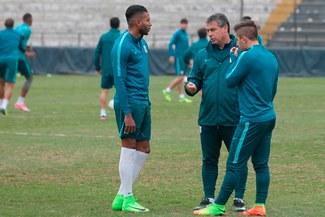 """Pablo Bengoechea sobre su futuro con Alianza Lima: """"solo tengo contrato hasta diciembre"""""""