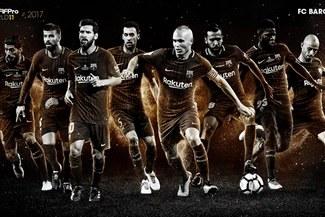 FC Barcelona: ocho jugadores 'blaugranas' nominados al once ideal FIFPro