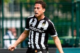 Cristian Benavente anotó un doblete en la goleada del Charleroi por la Copa de Bélgica [VIDEO]