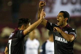 Lanús venció 4-3 en penales a San Lorenzo y avanzó a semifinales de la Copa Libertadores