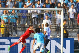 Alianza Lima: Luis Ramírez dejó sin reacción a Mauricio Viana que sufrió en todo el partido