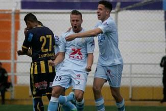 Alfredo Ramúa mantiene a Real Garcilaso en lo más alto del Torneo Clausura