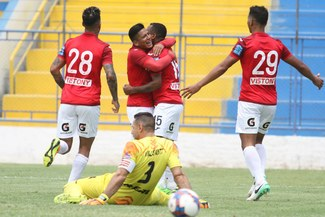 Juan Aurich: Julio César Uribe se estrenó con triunfo ante Ayacucho FC